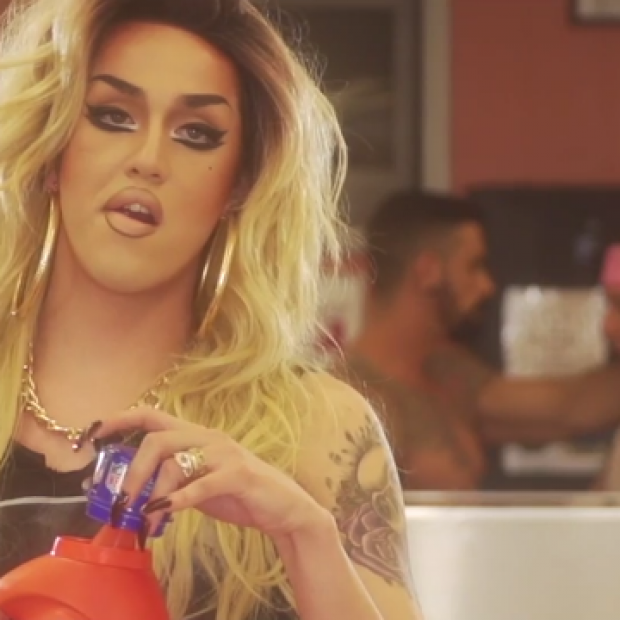Watch: Adore Delano is 'DTF'