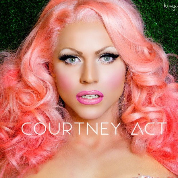Courtney Act – 'Mean Gays' Music Video