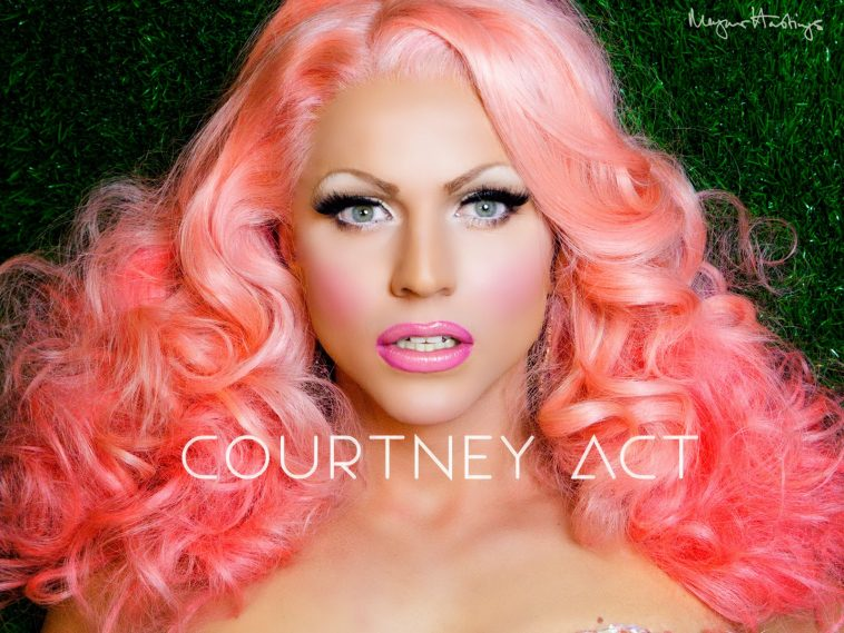 Courtney Act – 'Mean Gays' Music Video – POParazzi – Music