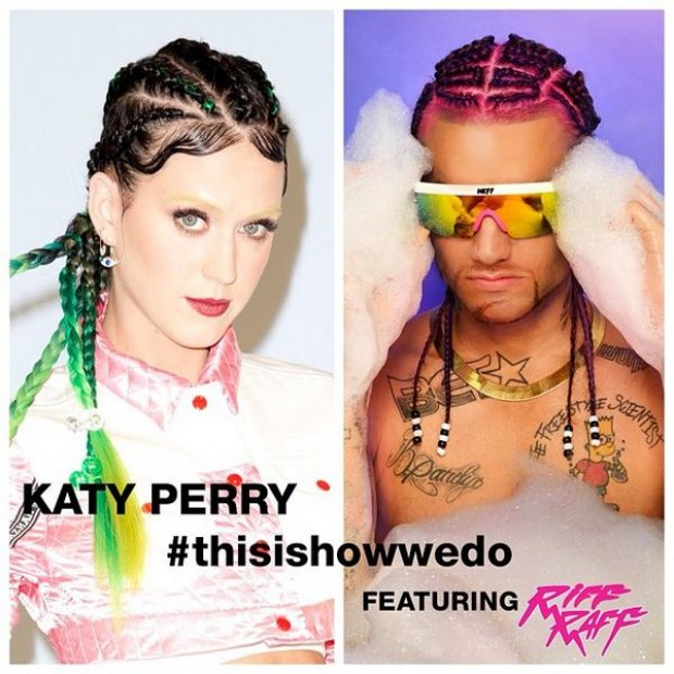 Katy Perry Predictably Remixes 'This Is How We Do'