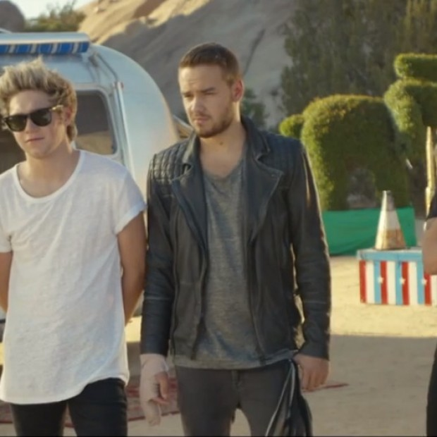 One Direction – 'Steal My Girl' Music Video