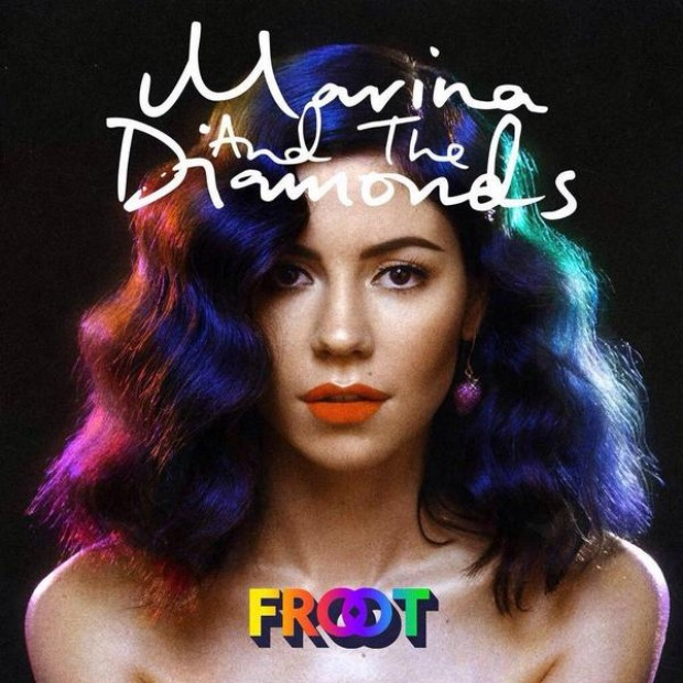 Marina and the Diamonds – Froot Album Cover & Tracklist