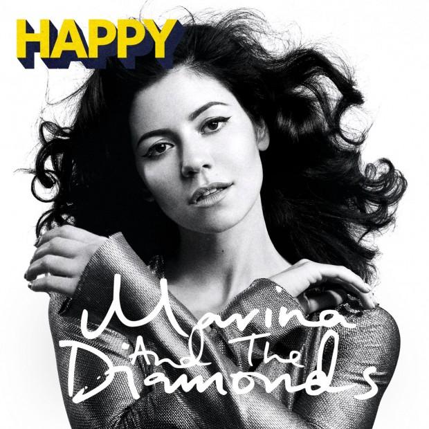 Listen: Marina and the Diamonds – 'Happy'