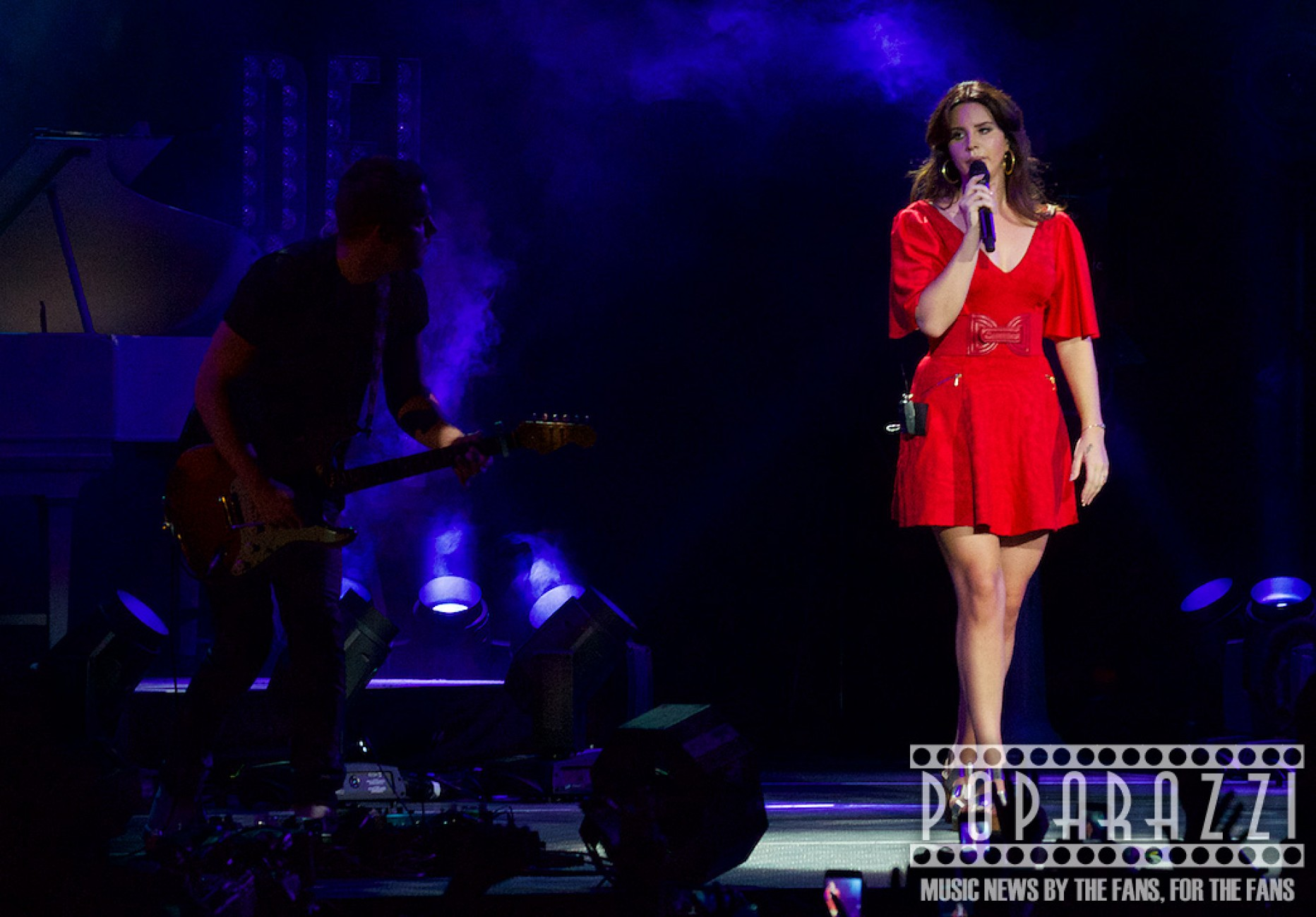 Concert Review: Lana Del Rey at Jiffy Lube Live in Bristow, VA
