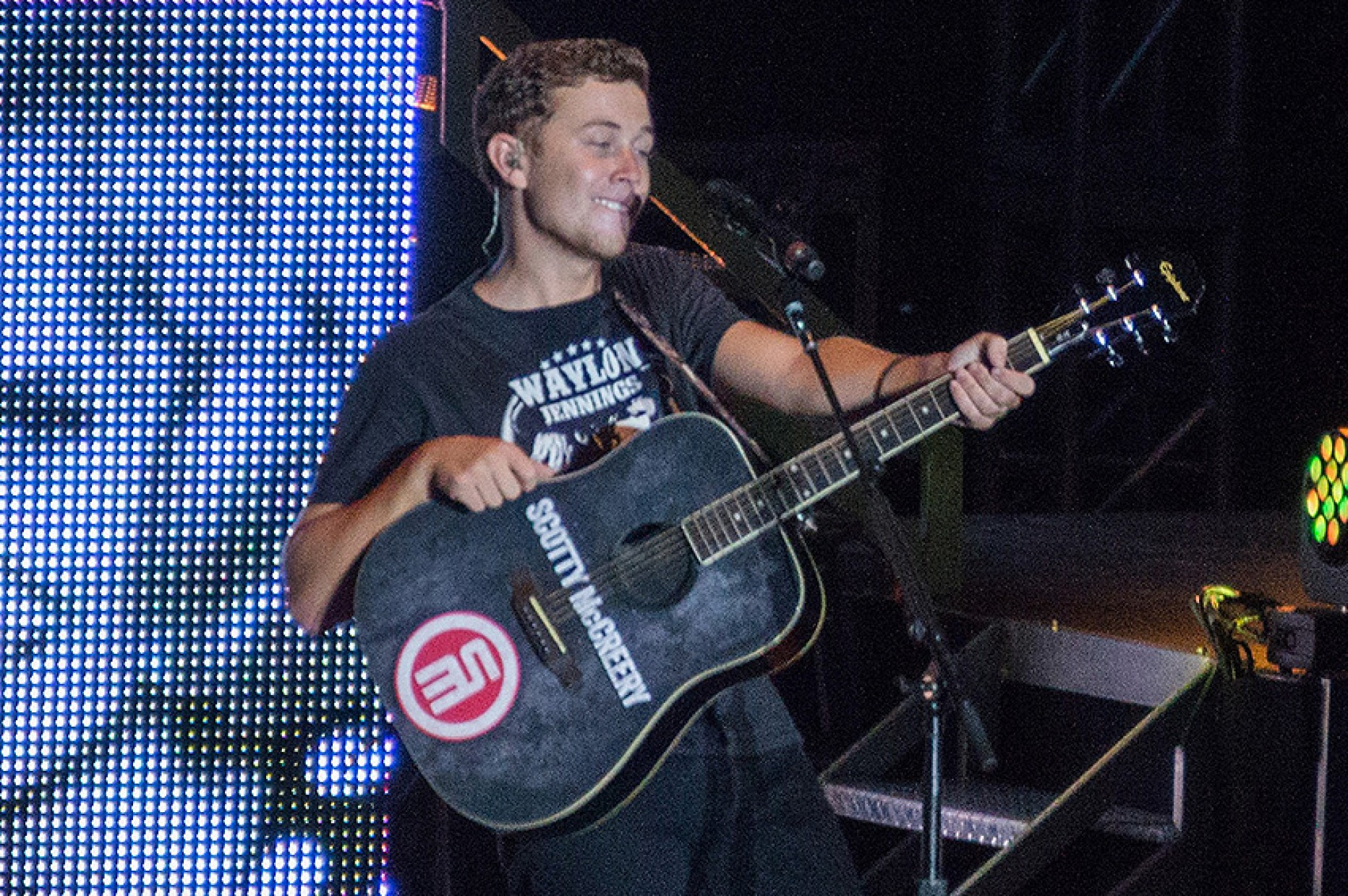 Concert Review: Scotty McCreery at Allegany Co Fair in Cumberland, MD