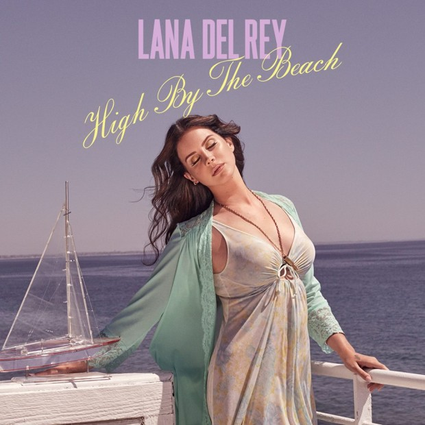 Lana Del Rey Announces New Single 'High By The Beach'