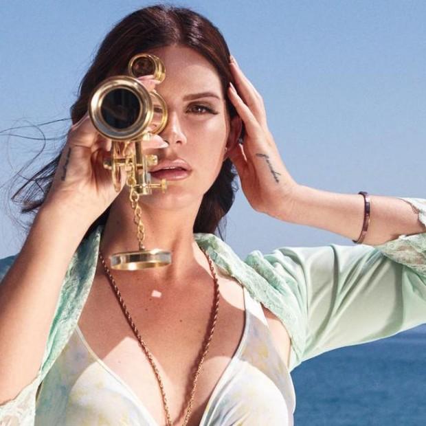 Listen: Lana Del Rey – 'High By The Beach'