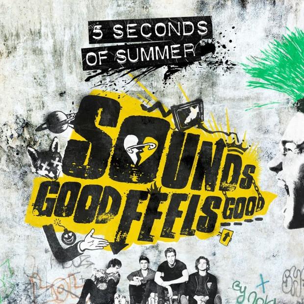 5 Seconds of Summer Announce New Album: Sounds Good Feels Good