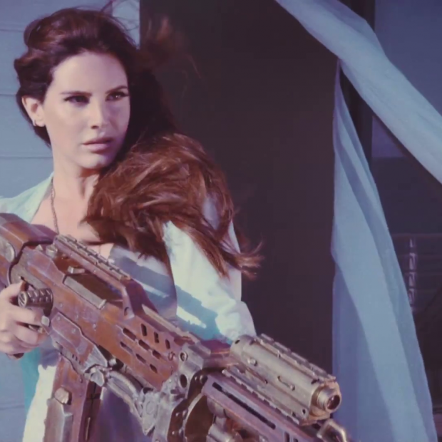 Watch: Lana Del Rey – 'High By The Beach' Music Video