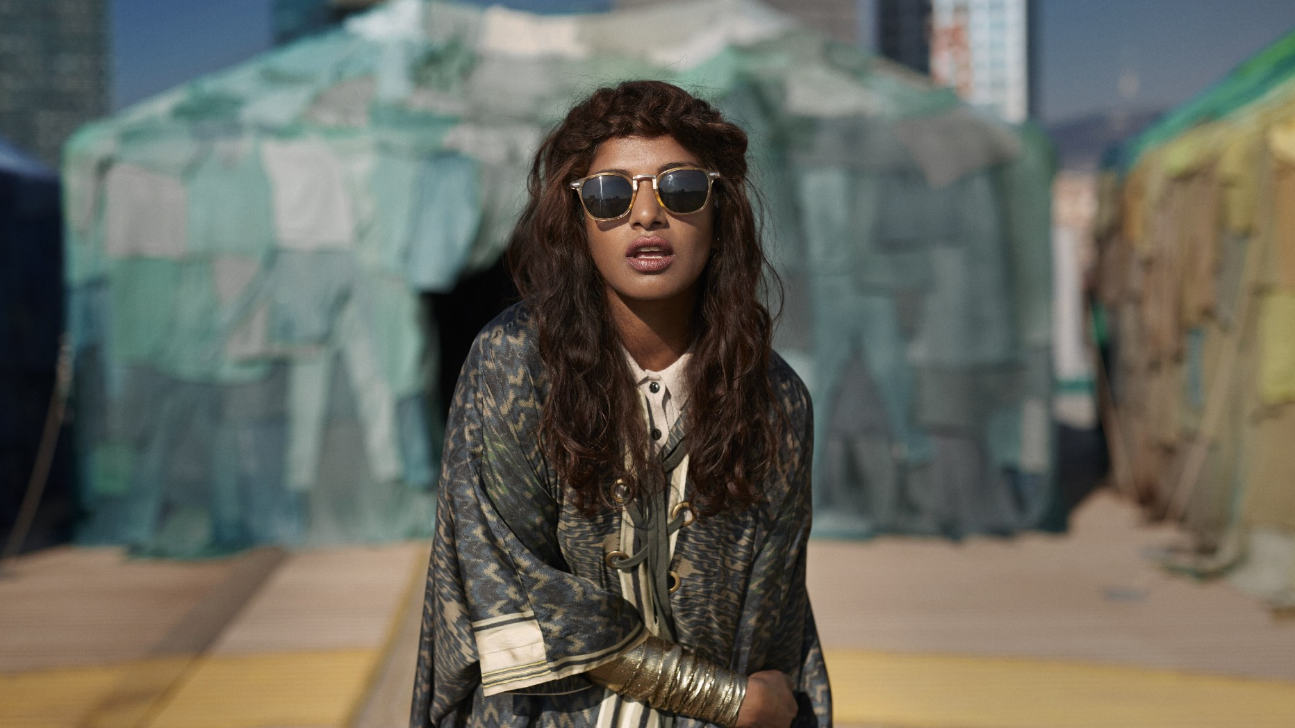 M.I.A. and the Political Pop Message