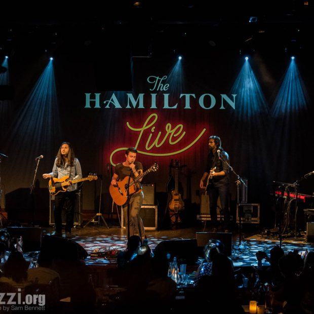 Concert Review: Kris Allen at The Hamilton in Washington, DC