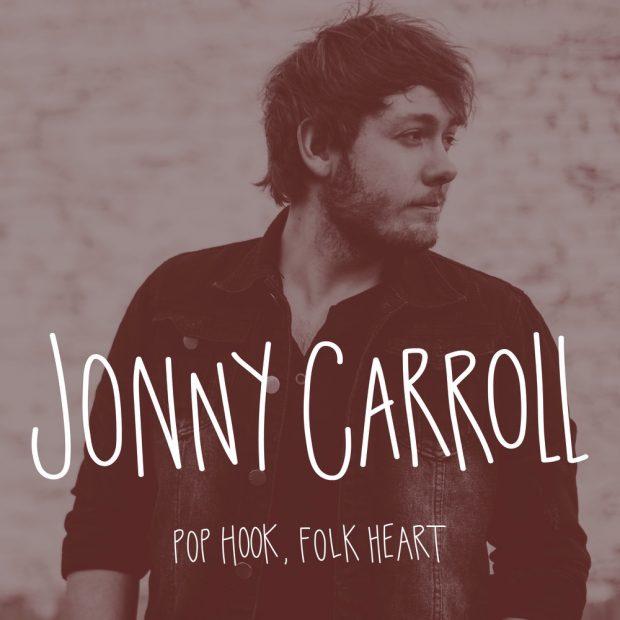 Jonny Carroll – Leaving On The Light Album Review