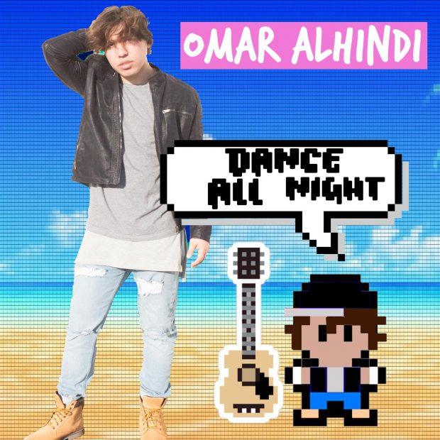 "Listen: Omar Alhindi – ""Dance All Night"""