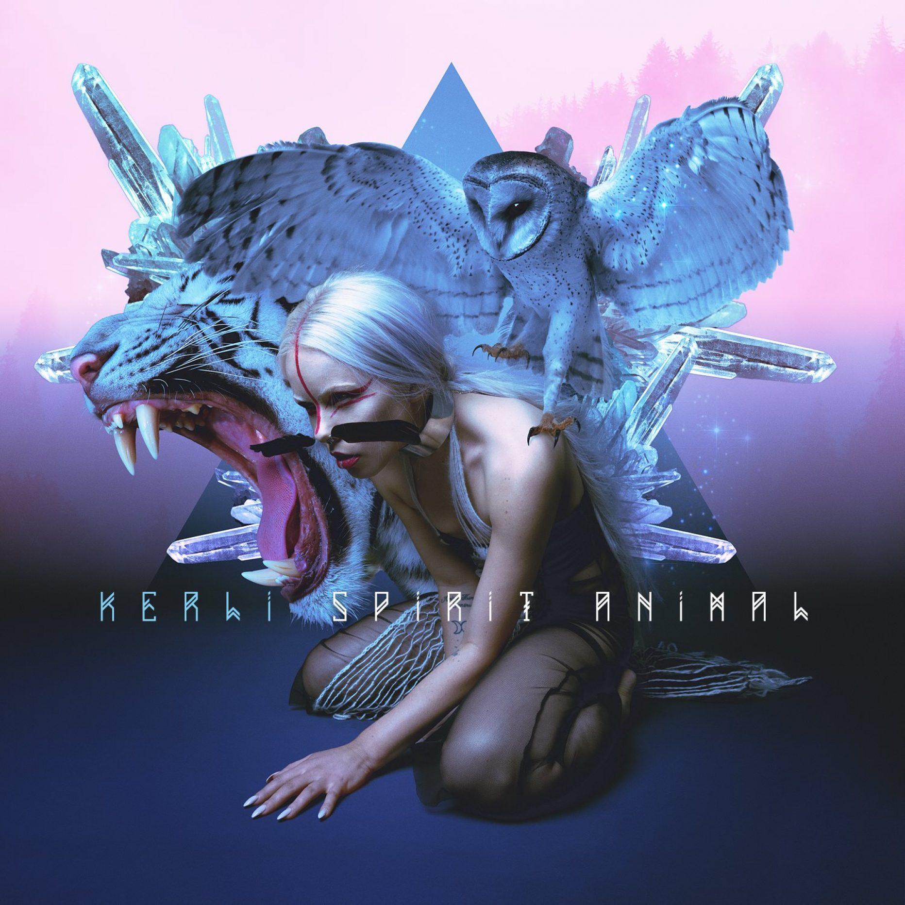 Free Download: Kerli – 'Spirit Animal'